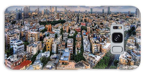 Tel Aviv Lookout Galaxy Case