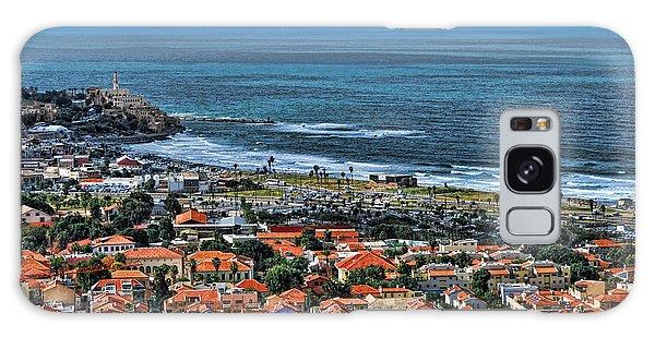 Tel Aviv Spring Time Galaxy Case