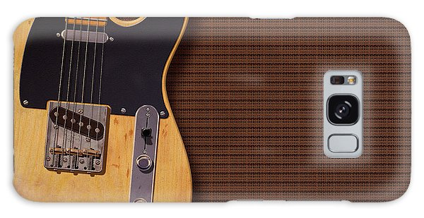 Telecaster Deluxe Galaxy Case by WB Johnston