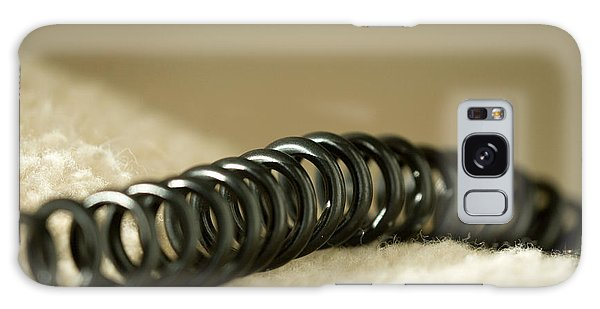 Telephone Cord Galaxy Case by Celso Diniz