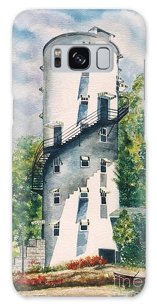 Tellico Roundhouse Galaxy Case by Teri Brown