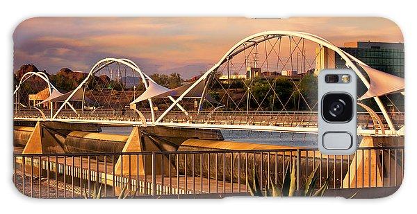 Tempe Pedestrian Bridge Galaxy Case
