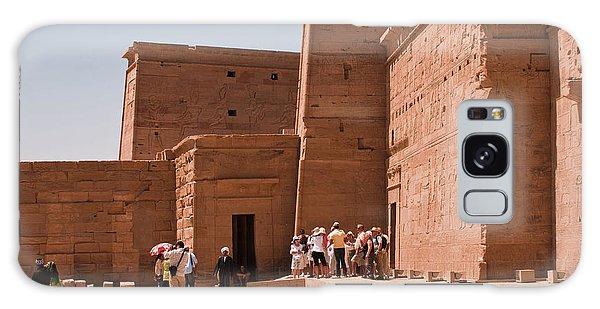 Temple Building Galaxy Case