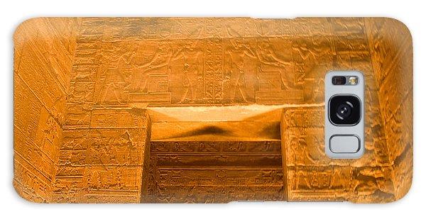 Temple Wall Art Galaxy Case