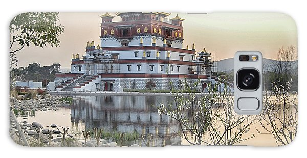 Temple Wuxi China Color Galaxy Case