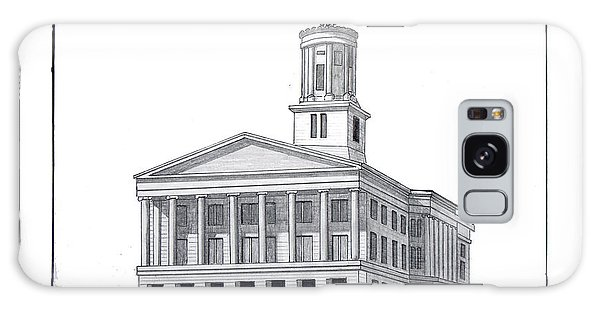 Tennessee State Capitol Galaxy Case