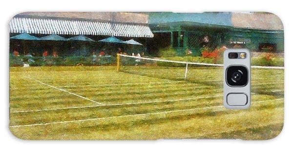 Tennis Hall Of Fame - Newport Rhode Island Galaxy Case