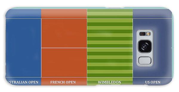 Tennis Player-s Dream Galaxy Case