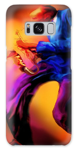 Tenors Groove Galaxy Case