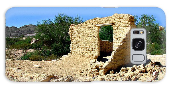 Terlingua Texas Ghost Town Galaxy Case