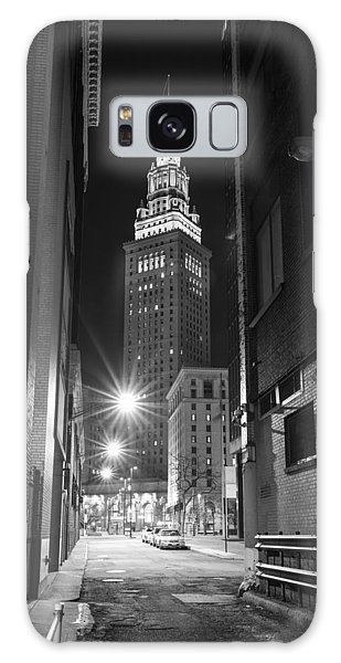 Terminal Tower From A Cleveland Alley Galaxy Case