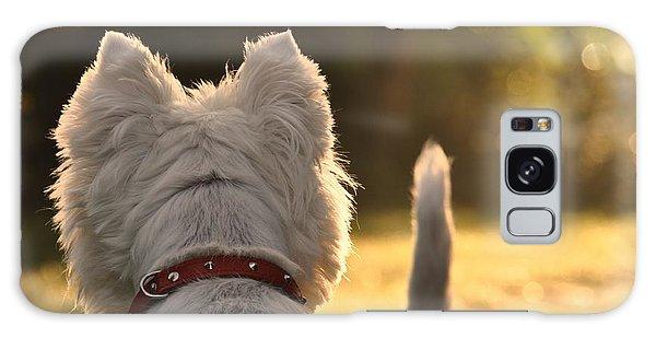 Terrier Galaxy Case