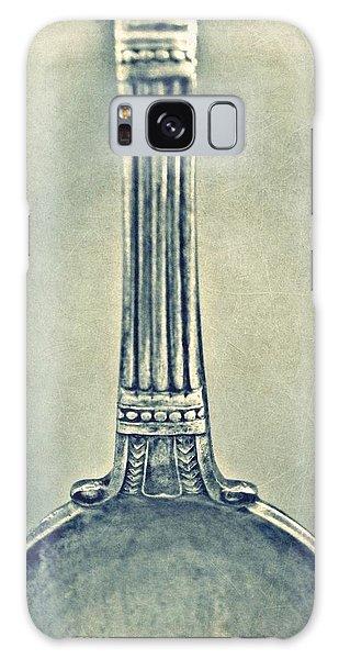 Silver Spoon Galaxy Case by Patricia Strand