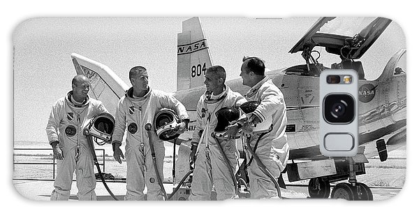 Astronaut Galaxy Case - Test Pilots And Northrop Hl-10 by Nasa
