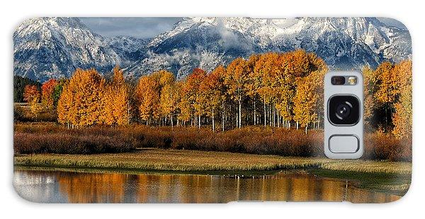 Teton Autumn Galaxy Case