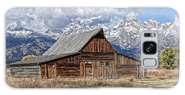 Teton Barn 3 Galaxy Case