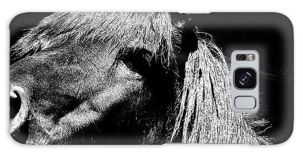 Teton Horse Galaxy Case