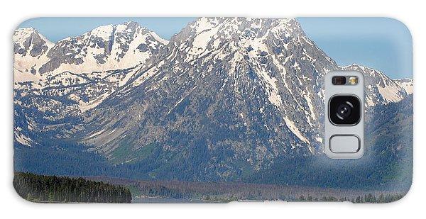 Teton Lake Galaxy Case by Robert  Moss