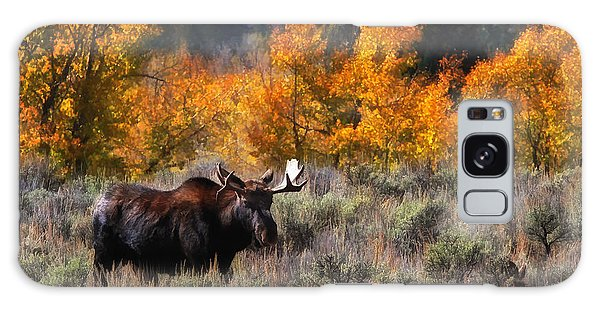 Teton Moose Galaxy Case
