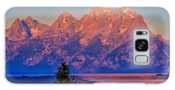 Teton Peaks Galaxy Case