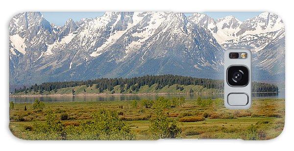 Teton Valley Galaxy Case by Robert  Moss