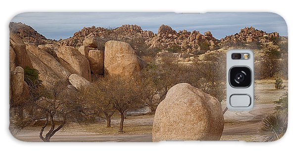 Texas Canyon In Arizona Galaxy Case by Beverly Parks