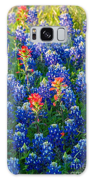 Expanse Galaxy Case - Texas Colors by Inge Johnsson