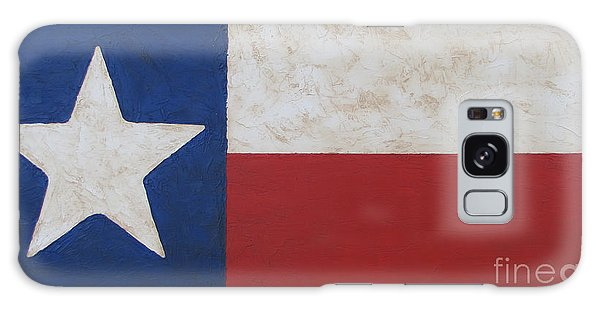 Texas Flag Galaxy Case