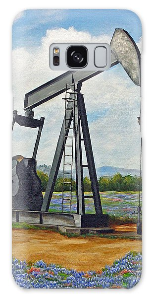 Texas Oil Well Galaxy Case