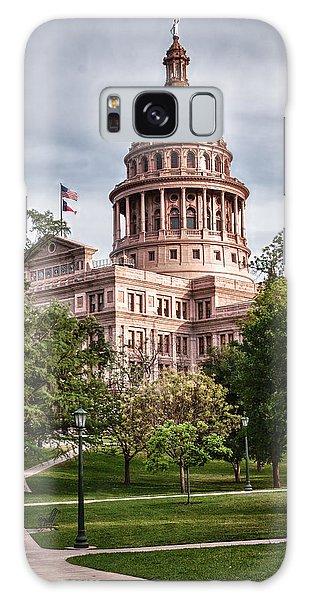Texas Pride Galaxy Case