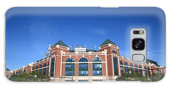 Texas Rangers Ballpark In Arlington Galaxy Case by Frank Romeo