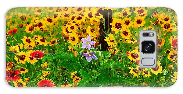 Texas Spring Delight Galaxy Case