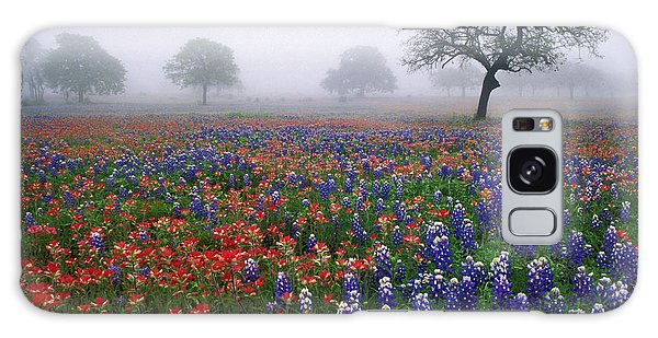 Texas Spring - Fs000559 Galaxy Case
