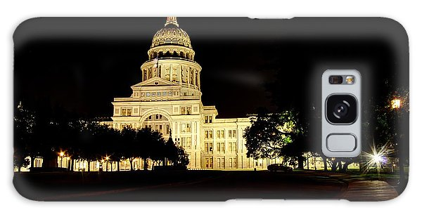Texas State Capitol Galaxy Case by Dave Files