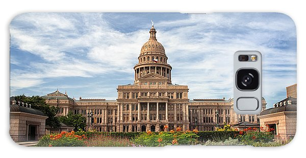 Texas State Capitol II Galaxy Case