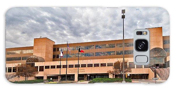 Galaxy Case featuring the photograph Texas Tech Health Science Center by Mae Wertz