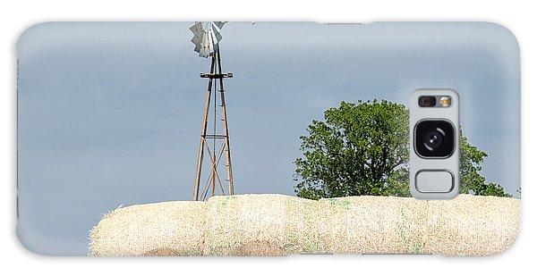 Texas Windmill Galaxy Case