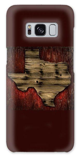 Texas Wood Galaxy Case