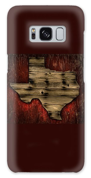 Texas Wood Galaxy Case by Darryl Dalton