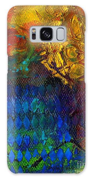 Textured Joy Galaxy Case