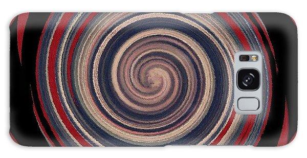 Textured Matt Finish Galaxy Case by Catherine Lott