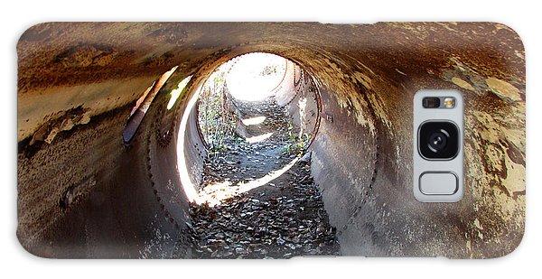 Textured Tunnel Galaxy Case