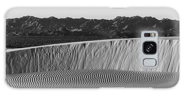 Featured Images Galaxy Case - Textures Of Dune by Peter Tellone