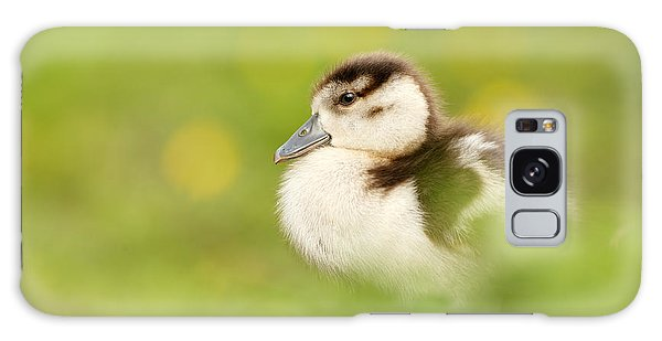 Gosling Galaxy Case - The Gosling In The Grass by Roeselien Raimond