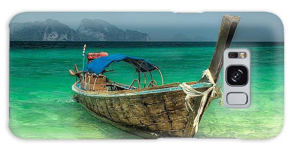 Thai Boat  Galaxy Case