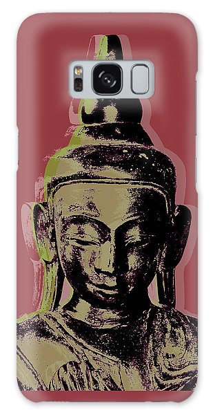Thai Buddha #1 Galaxy Case