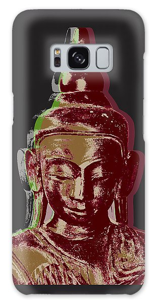 Thai Buddha #3 Galaxy Case