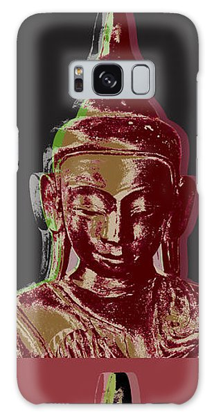 Thai Buddha Galaxy Case