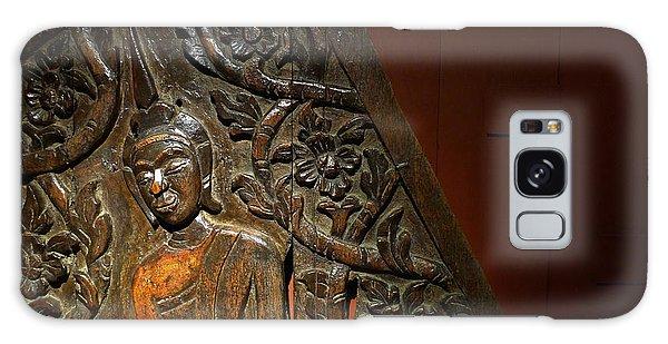 Thai Wood Panel Galaxy Case