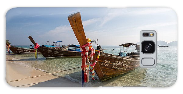 Phi Phi Island Galaxy Case - Thai Dream by Matteo Colombo